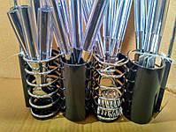 Набор столовых приборов Peterhof PH-22108 A black, фото 4