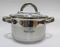 Набор кастрюль Bohmann BH  70526  6 пр., фото 3