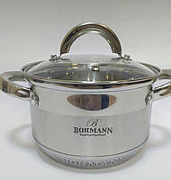 Набор кастрюль Bohmann BH  70526  6 пр., фото 6