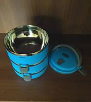 Ланч-бокс PH-12415-21 orange 2,1 л., фото 5