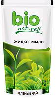 Bio Naturell Жидкое мыло Зеленый чай дой-пак 500мл