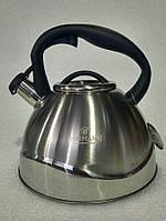 Чайник со свистком Bohmann BH 9906 3 л., фото 2