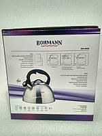 Чайник со свистком Bohmann BH 9906 3 л., фото 8