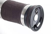 Термокружка Peterhof PH-12414 brown  0,4 л., фото 2