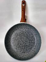 Сковорода из литого алюминия Bohmann BH 1015-28 GRN, фото 3