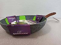 Сковорода из литого алюминия Bohmann BH 1015-28 GRN, фото 8