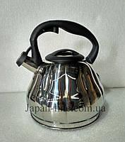 Чайник со свистком Bohmann BH 9915 3 л., фото 2