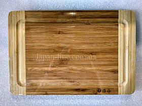 Доска разделочная Ernesto 050118 бамбук 30x20 см.