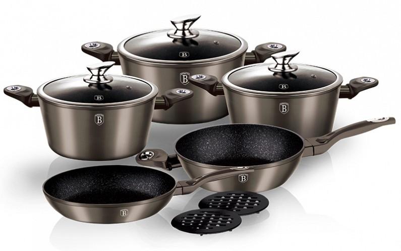 Набор посуды Berlinger Haus BH 1219 10 предметов