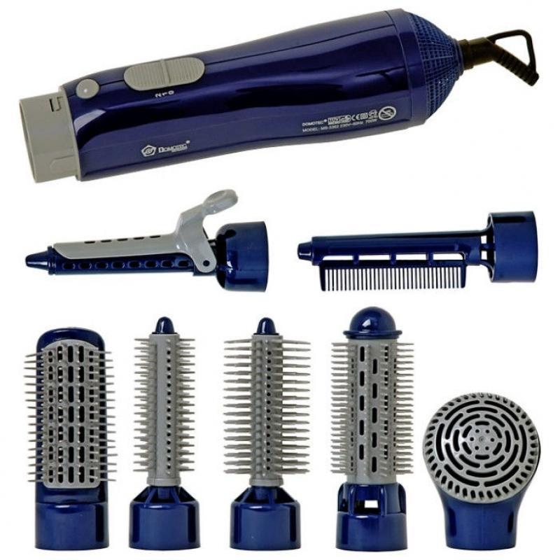Стайлер для укладки волосся 7 в 1  MS 3362