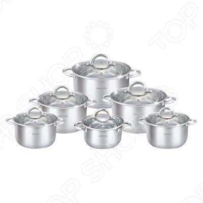 Набор посуды Bohmann BH-1212PS 12 предметов