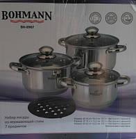 Набор посуды Bohmann BH-0907 7 пр., фото 2