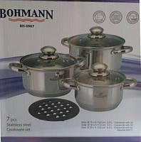 Набор посуды Bohmann BH-0907 7 пр., фото 5