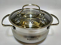 Кастрюля с крышкой Bohmann BH 5114-16, фото 4