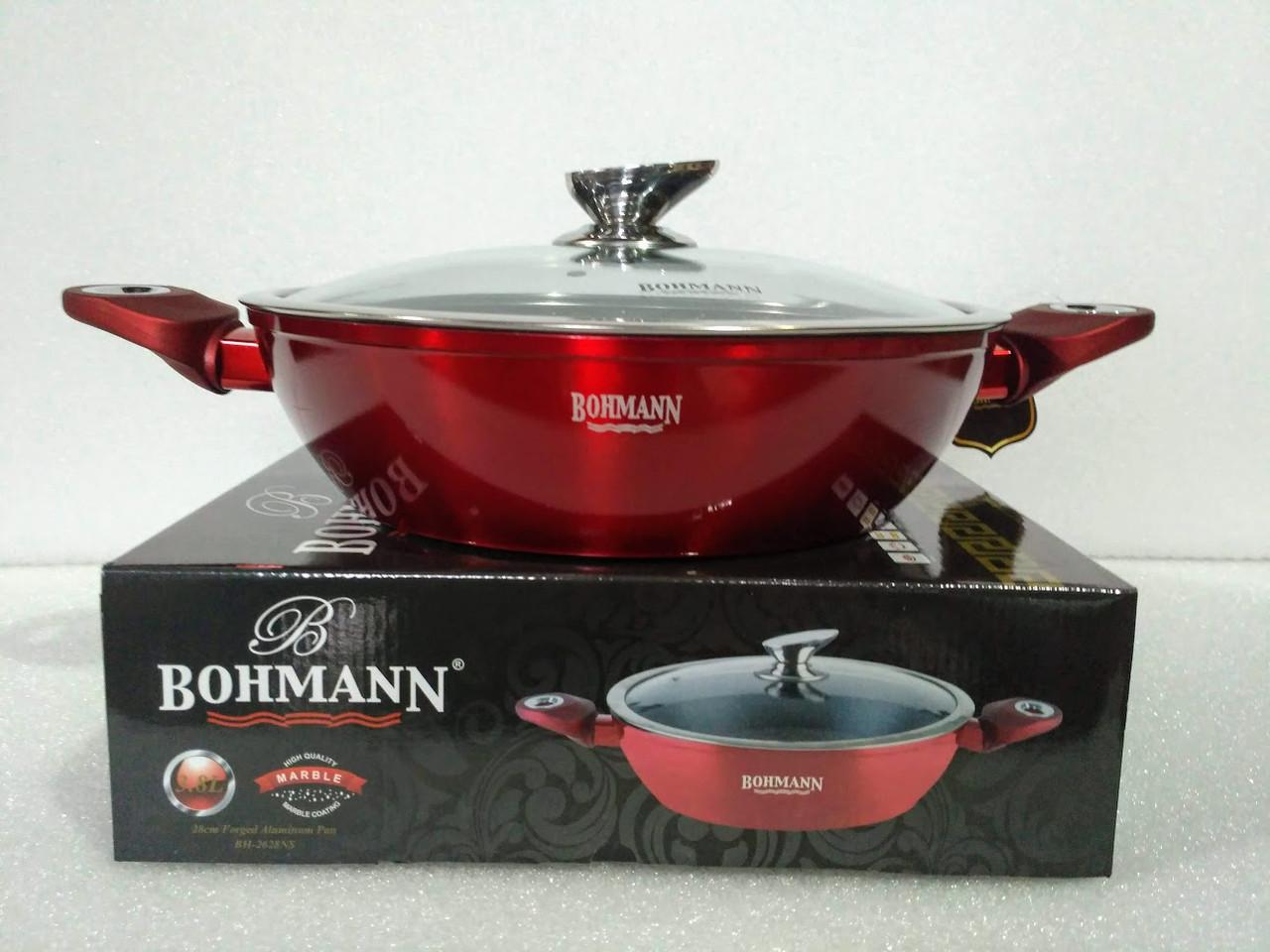 Сотейник Bohmann BH 2628 NS 28 см