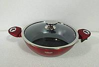 Сотейник Bohmann BH 2628 NS 28 см, фото 5