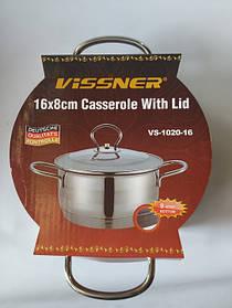 Кастрюля Vissner VS 1020-16 1,5 л.
