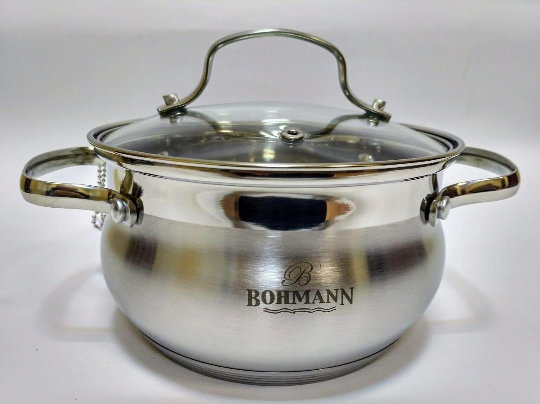 Кастрюля с крышкой Bohmann BH 5114-20