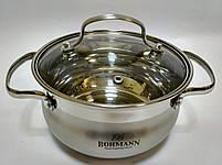 Кастрюля с крышкой Bohmann BH 5114-20, фото 2