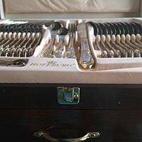 Столовый набор (фраже) Hoffburg HB 7301   72 предмета, фото 5