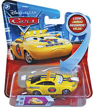 Тачки: Чарли Чекер (Charlie Checker) Disney Pixar Cars от Mattel, фото 2