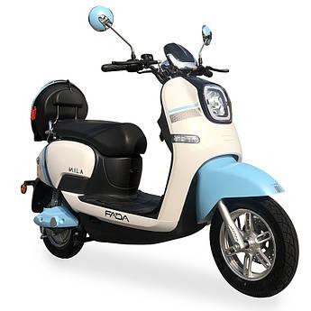 Электрический скутер FADA MiLA Бирюзовый