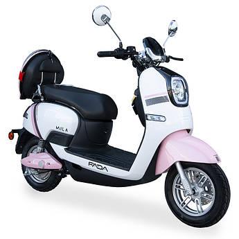 Электрический скутер FADA MiLA Розовый