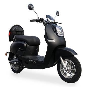 Электрический скутер FADA MiLA Черный