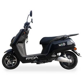 Электрический скутер FADA NiO Черный