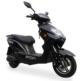 Электрический скутер FADA SPiN Черный