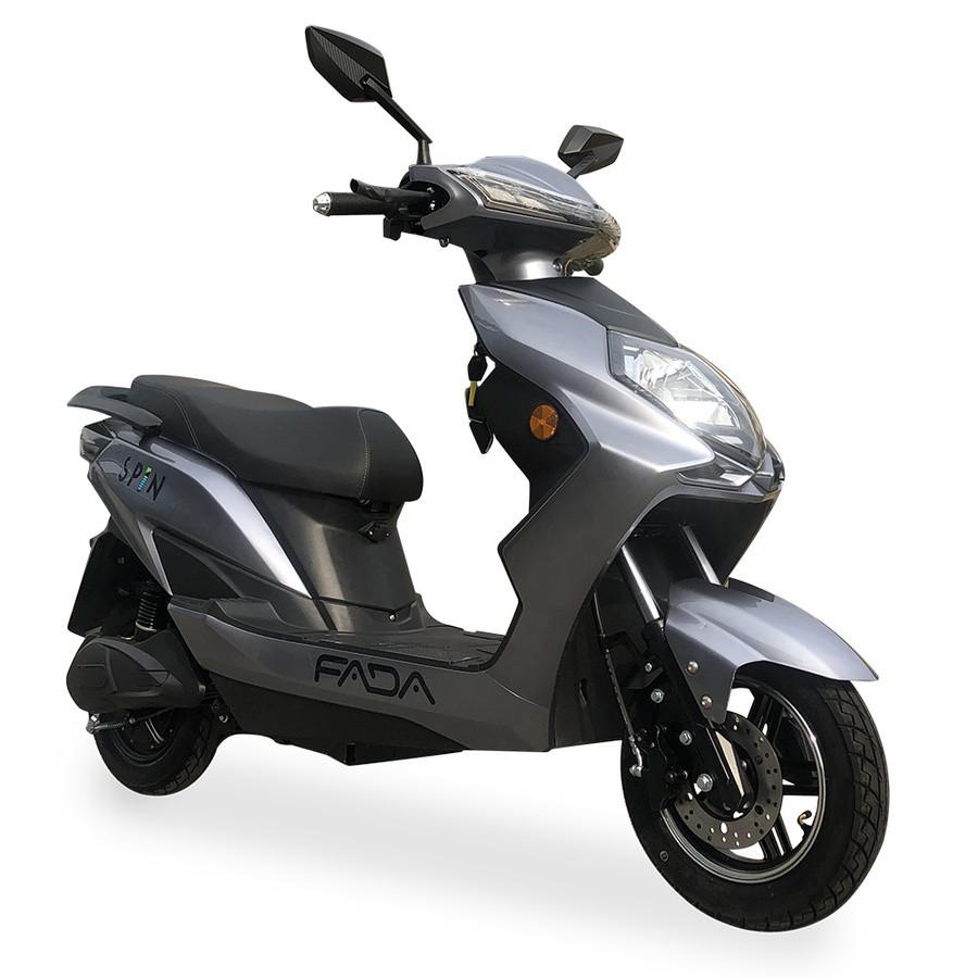 Электрический скутер FADA SPiN Серый