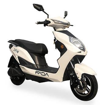 Электрический скутер FADA SPiN Белый