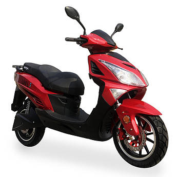 Электрический скутер FADA UNLi Красный