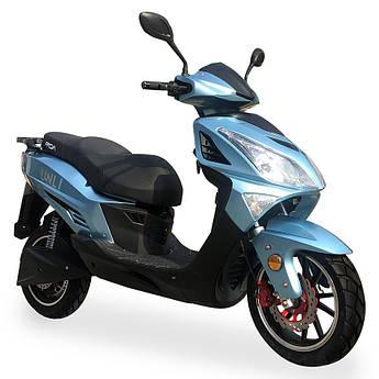 Электрический скутер FADA UNLi Бирюзовый