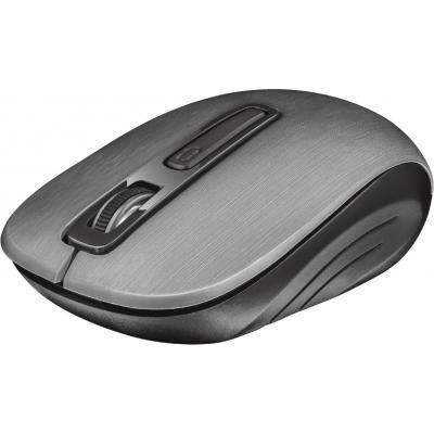 Мышка Trust Aera wireless mouse grey (22372)