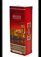 Чай в пакетиках Черный Английский Аристократический 25пак Hyleys
