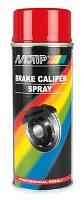 Краска для суппортов MOTIP Brake Caliper термостойкая (аэрозоль 400мл.) 04098