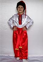 Детский карнавальный костюм Украинец для мальчиков от 3 до 8 лет