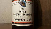 Вино 1974 года Birtan Германия, фото 3