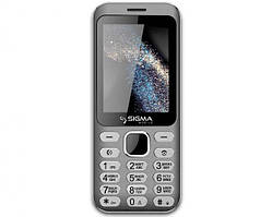 Sigma mobile X-Style 33 Steel Grey
