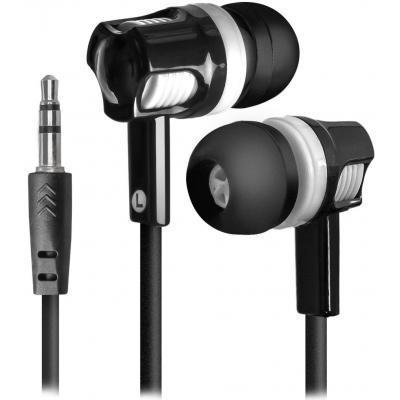 Навушники Defender Basic 609 Black-White (63609)