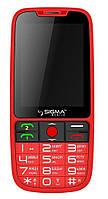 Sigma mobile Comfort 50 Elegance 3 Red