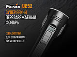 Ліхтар ручний Fenix UC52 2018 Cree XHP70 LED, фото 5
