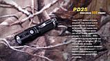 Ліхтар ручний Fenix PD25, фото 3