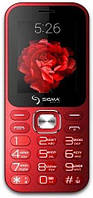 Sigma mobile X-Style 32 Boombox Black-Red, фото 1