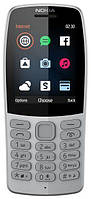 Nokia 210 Dual Sim (16OTRD01A03) Gray