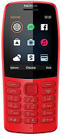 Nokia 210 Dual Sim (16OTRR01A01) Red