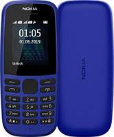 Nokia 105 DS 2019 (16KIGL01A01) Blue