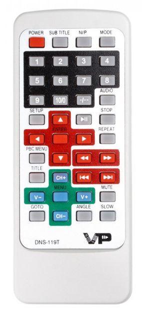 Пульт для телевізора Nokasonic DNS-119T