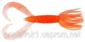 """Силикон Keitech Little Spider 2"""" (#06 orange flash)"""